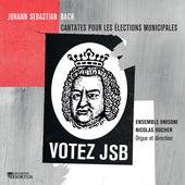 Votez JSB (Cantates pour les élections municipales) by Various Artists