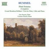 Flute Sonatas (Complete) by Johann Nepomuk Hummel