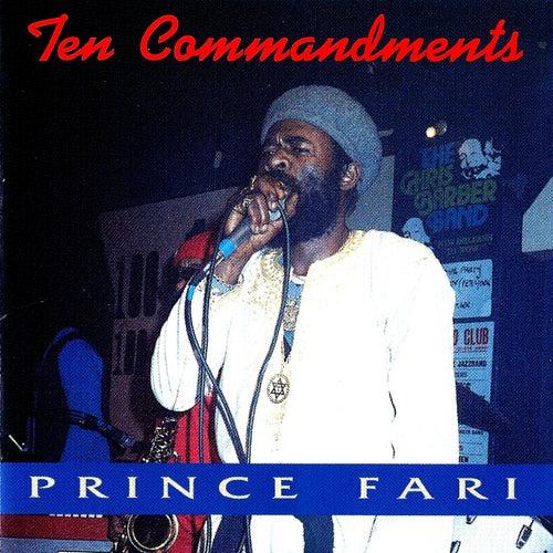 Ten Commandments by Prince Far I