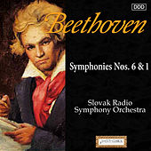 Beethoven: Symphonies Nos. 6 & 1 by Various Artists