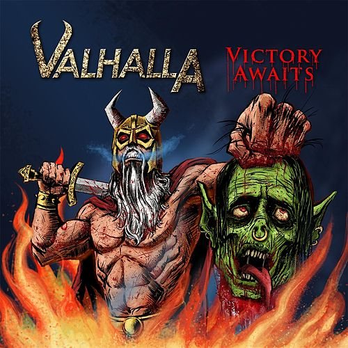 Victory Awaits - EP by Valhalla