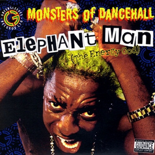 Monsters Of Dancehall - The Energy God by Elephant Man