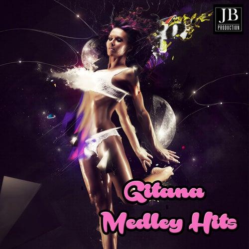 Gitana Medley: Pida Me la / Hacer el Amor / Una Aventura / El Ventilador / La Vida en Rosa / La Botella / Mi Gato / Suavemente Me Matas / Bem Bem Maria / La Vida en Rosa / Gitana Hechizera by Extra Latino