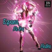España Medley: Me Voy Remix / Don'T Let Me Be Misunderstood / Malo / Pida Me la / Suavemente Me Matas / Maria del Mar / Quiero Saber / Soledad / Mi Gato / El Ventilador / El Porompompero / Hacer el Amor / Una Aventura / La Vida en Rosa / La Botella by Extra Latino