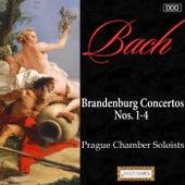 Bach: Brandenburg Concertos Nos. 1-4 by Prague Chamber Soloists