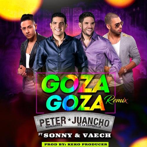 Goza Goza (Remix) by Peter Manjarres