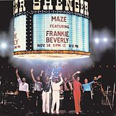 Live In New Orleans by Maze Featuring Frankie Beverly