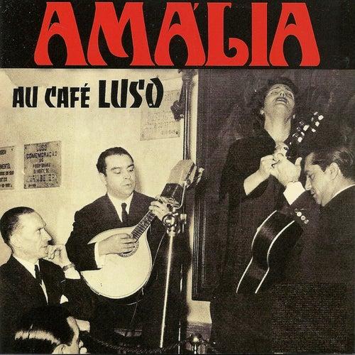 Au café Luso by Amalia Rodrigues