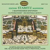 Edition Stamitz Mannheim, Vol. 1 by Various Artists