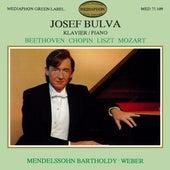 Josef Bulva Plays Beethoven, Chopin, Liszt, Mozart, Mendelssohn & Weber by Josef Bulva