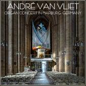 Organ Concert in Marburg, Germany by André van Vliet