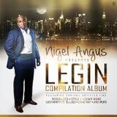 Nigel Angus Presents Legin Compilation Album by Various Artists