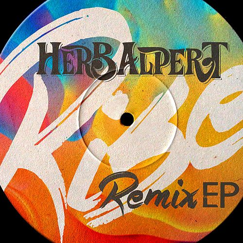 Rise Remix EP by Herb Alpert