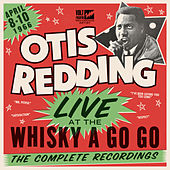 Live At The Whisky A Go Go: The Complete Recordings by Otis Redding