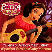 Elena of Avalor (Main Title) by Gaby Moreno
