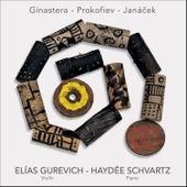 Ginastera - Prokofiev - Janáček by Hayd�e Schvartz