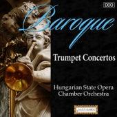Baroque Trumpet Concertos von Ede Inhoff