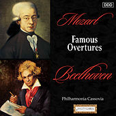 Beethoven & Mozart: Famous Overtures by Philharmonia Cassovia