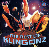 The Best Of The Klingonz by Klingonz