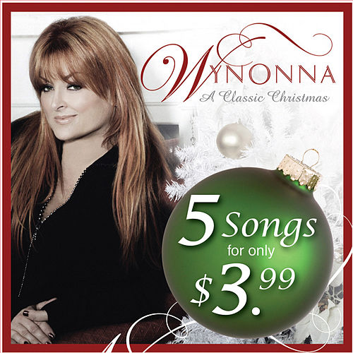 Limited Edition Christmas EP by Wynonna Judd