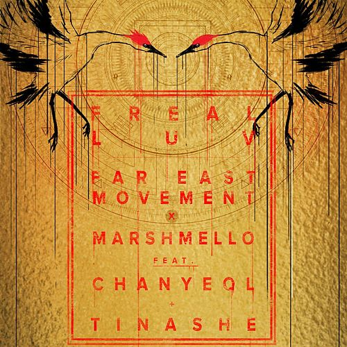 Freal Luv (feat. Chanyeol & Tinashe) by Far East Movement