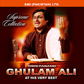 Ghulam Ali  At His Very Best by Ghulam Ali