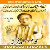 Shahkar Ghazals - Ahmed Faraz Vol -2 by Various Artists