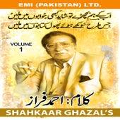 Shahkar Ghazals - Ahmed Faraz Vol -1 by Various Artists