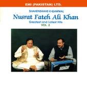 Shahenshah-E-Qawwal Nusrat Fateh Ali Khan Vol -2 by Nusrat Fateh Ali Khan