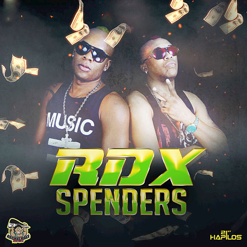Spenders - Single by RDX