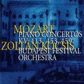 Mozart: Piano Concertos Nos. 11, 17 & 19 von Budapest Festival Orchestra