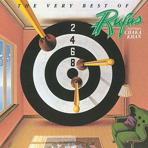 The Very Best of Rufus by Rufus & Chaka Khan