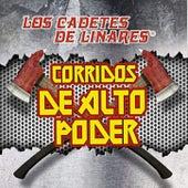 Corridos de Alto Poder by Los Cadetes De Linares