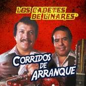 Corridos de Arranque by Los Cadetes De Linares