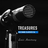 Treasures Big Band Classics, Vol. 56: Louis Armstrong by Louis Armstrong