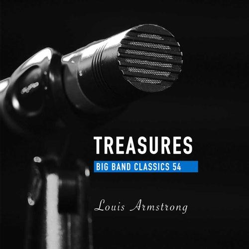 Treasures Big Band Classics, Vol. 54: Louis Armstrong von Louis Armstrong