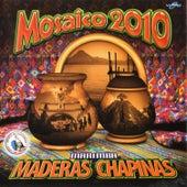 Mosaico 2010. Música de Guatemala para los Latinos by Marimba Maderas Chapinas