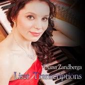 Liszt: Transcriptions by Diana Zandberga