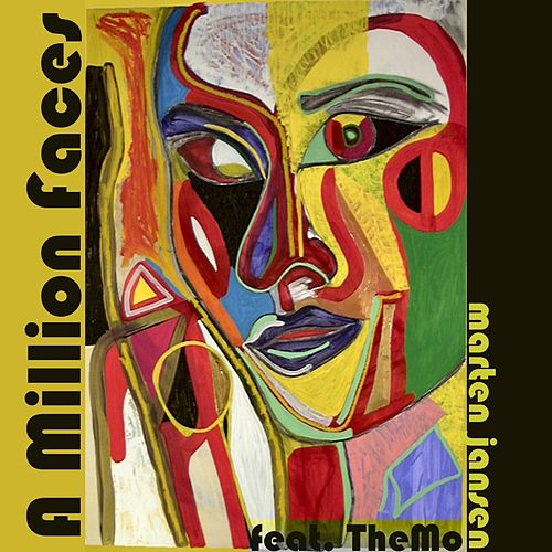 A Million Faces (feat. Themo) by Marten Jansen