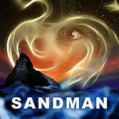 Sandman - Bedtime Story, World of Dreams, Comfortable Bed, Small Pillow, Color Linen by Sleepy Music Zone