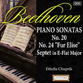 Beethoven: Piano Sonatas Nos. 20, 24 - Fur Elise - Septet in E-Flat Major by Various Artists