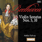 Beethoven: Violin Sonatas Nos. 5, 10 by Various Artists