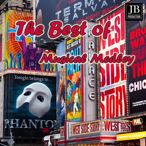 The Best of Musical Medley: Fame / Over the Rainbow / Maria / Memory / Let the Sunshine In / Faust / Don't Cry for Me Argentina / Ziggy / Tea for Two / Maniac / The Rose / Pinball Wizard / Moon River / Singing in the Rain / What I Did for Love / What a Fe by Silver