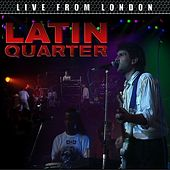 Live From London von Latin Quarter