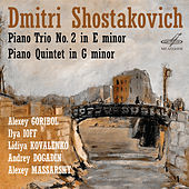 Shostakovich: Piano Trio No. 2 & Piano Quintet in G Minor by Alexey Massarsky