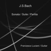 Johann Sebastian Bach by Francesco Luciani by Francesco Luciani