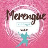 Merengue Vintage, Vol. 2 von Various Artists