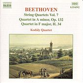 String Quartets (Complete) Vol. 7 by Ludwig van Beethoven