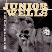 Live Around The World: The Best Of Junior Wells by Junior Wells