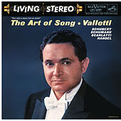 Valletti - The Art of Song von Leo Taubman